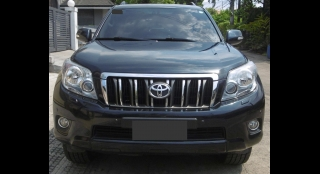 2011 Toyota Land Cruiser Prado VX AT Gasoline