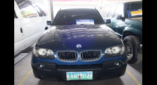 2005 BMW X3 2.5i Executive