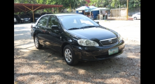 2007 Toyota Corolla Altis 1.6 E AT