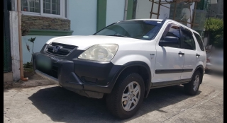 2004 Honda CR-V 2.0L MT Gasoline