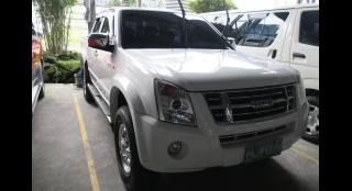 2008 Isuzu D-MAX LS 4X2 AT
