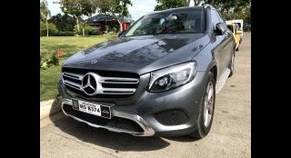 2018 Mercedes-Benz GLC 200 2.0L AT Gasoline