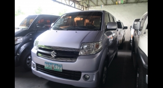 2011 Suzuki APV TYPE II GLX MT