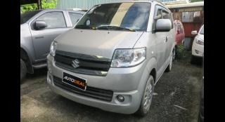 2014 Suzuki APV 1.6 GLX MT
