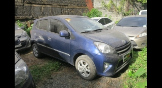 2015 Toyota Wigo 1.0L MT Gasoline