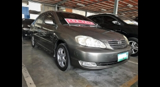 2005 Toyota Corolla Altis 1.8 G AT