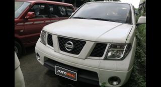 2013 Nissan Frontier Navara Tech Xtreme (4X4) MT