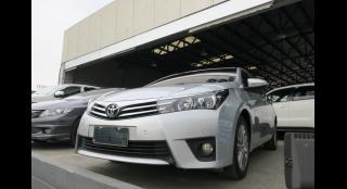 2014 Toyota Corolla Altis 1.6 G AT