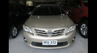 2011 Toyota Corolla Altis 1.6 V AT