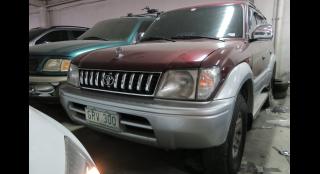 2003 Toyota Land Cruiser Prado 3.5L AT Gasoline