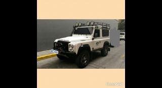 2010 Land Rover Defender 2.4L MT Diesel