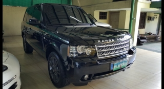 2013 Land Rover Range Rover Vogue 4.4L AT Diesel