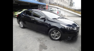 2014 Toyota Corolla Altis 1.6 V AT