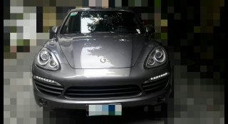 2012 Porsche Cayenne V6