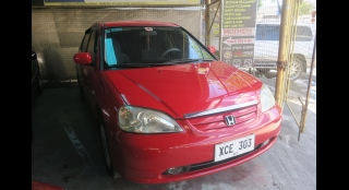 2002 Honda Civic VTi AT