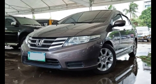 2013 Honda City S AT