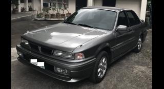 1993 Mitsubishi Galant GTi MT