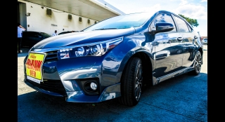 2016 Toyota Corolla Altis 2.0L AT Gasoline