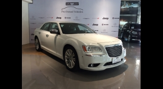 2013 Chrysler 300C 3.6L AT Gasoline