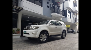 2009 Toyota Fortuner V AT