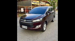 2017 Toyota Innova E 2.0L AT Gasoline