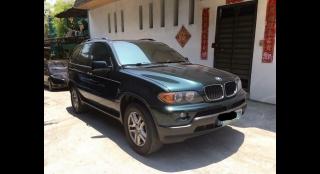 2004 BMW X5 3.0d Executive