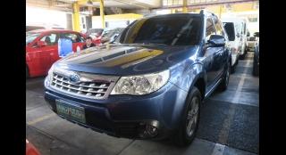 2012 Subaru Forester 2.0X