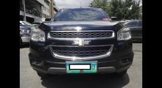 2013 Chevrolet Trailblazer 2.5L 4X2 M/T LT