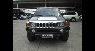 2011 Hummer h3 3.5L AT Gasoline