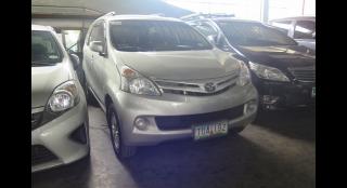 2012 Toyota Avanza 1.3 E MT