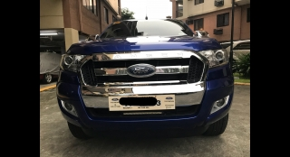 2017 Ford Ranger XLT AT (4X2)