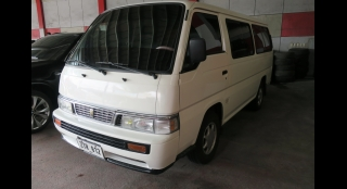 2009 Nissan Urvan 2.7L MT Diesel
