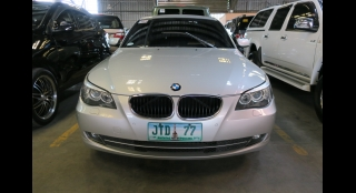 2009 BMW 5-Series Sedan 2.0L AT Gasoline