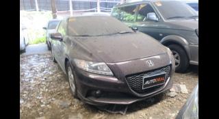 2013 Honda CR-Z CVT