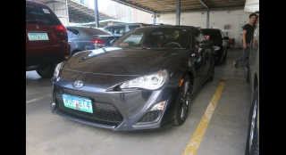 2013 Scion FR-S 2.0L AT Gasoline