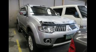 2010 Mitsubishi Montero Sport 2.5L AT Diesel