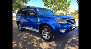 2011 Ford Everest XLT (4X2) MT