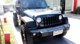 2008 Jeep Wrangler Rubicon 4dr Unlimited