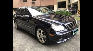 2006 Mercedes-Benz C-Class Sedan 2.3L AT Gasoline