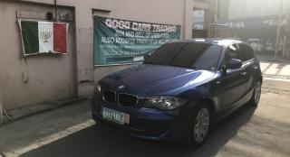 2011 BMW 1-Series Hatchback 118d AT DSL