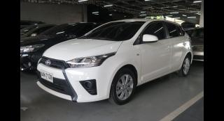 2014 Toyota Yaris 1.3 E MT
