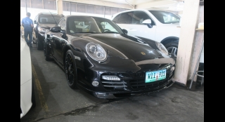 2011 Porsche 911 Turbo 3.8L AT Gasoline