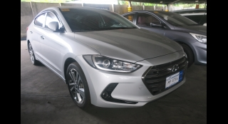 2016 Hyundai Elantra 2.0 GLS AT