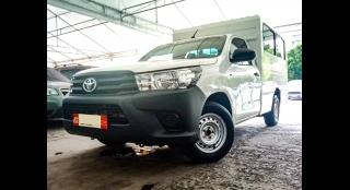 2017 Toyota Hilux FX MT Diesel