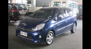 2014 Toyota Wigo 1.0 G AT
