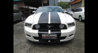 2013 Ford Mustang 5.0L AT Gasoline