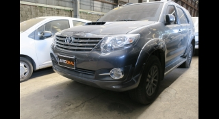 2016 Toyota Fortuner 2.5L AT Diesel