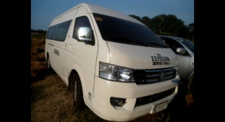 2015 FOTON View Traveller 2.8L (16-Seater)
