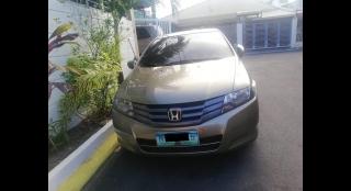 2010 Honda City S MT
