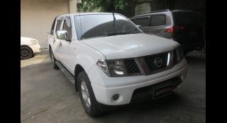 2012 Nissan Frontier Navara Tech Xtreme (4X4) MT